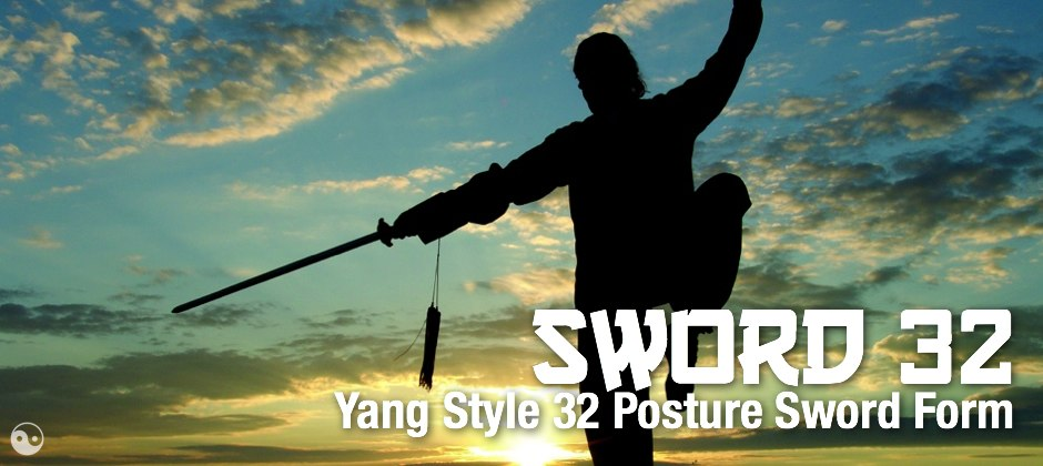 Taiji Jian 32 Sword Form